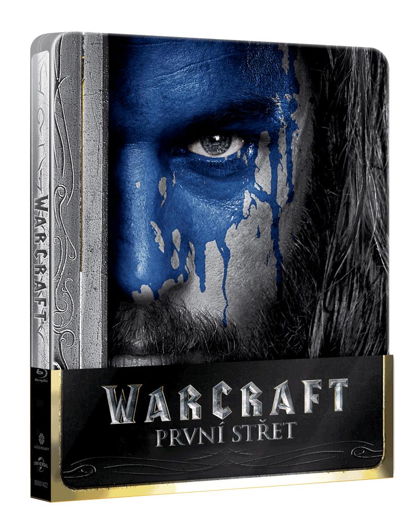 Warcraft: První střet (Blu-ray, Steelbook)