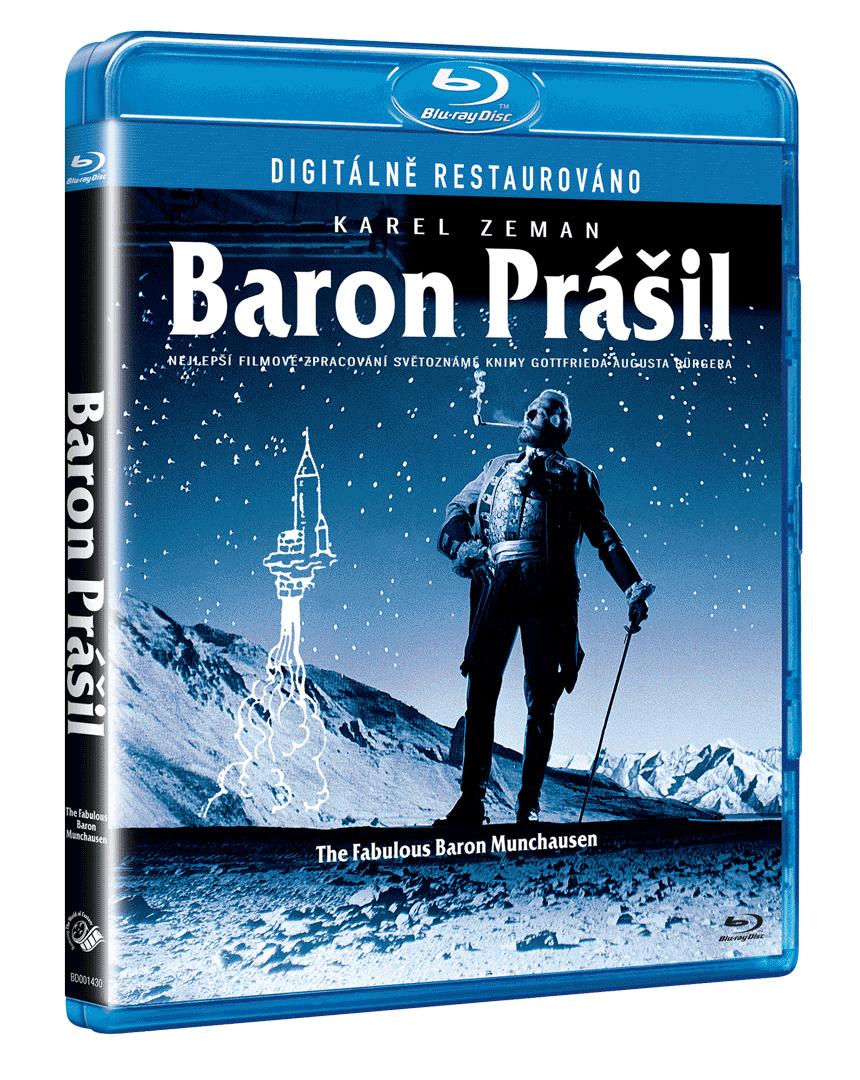 Baron Prášil (Blu-ray)
