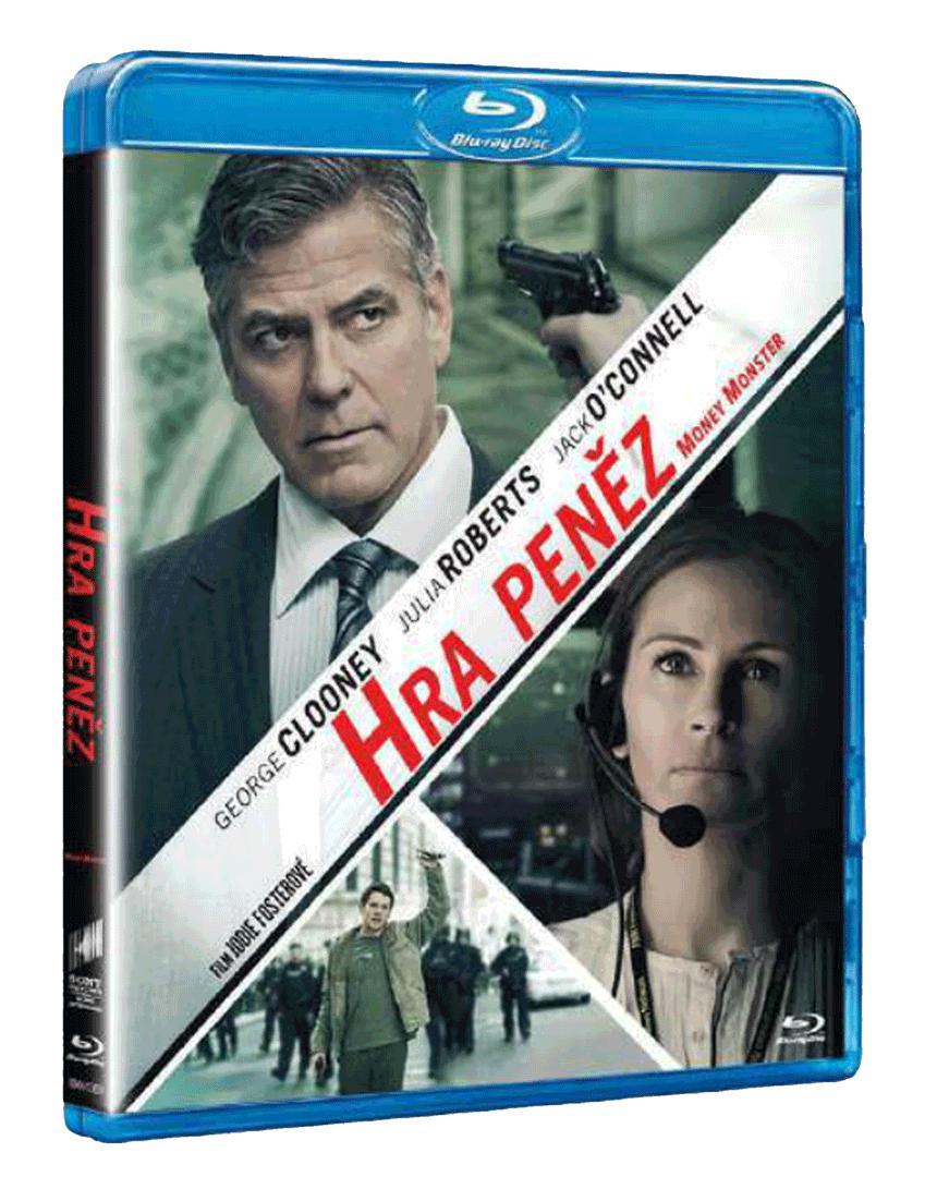 Hra peněz (Blu-ray)
