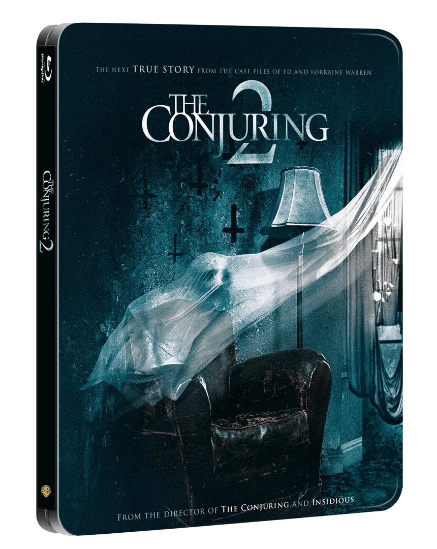 V zajetí démonů 2 (Blu-ray, Steeblook)