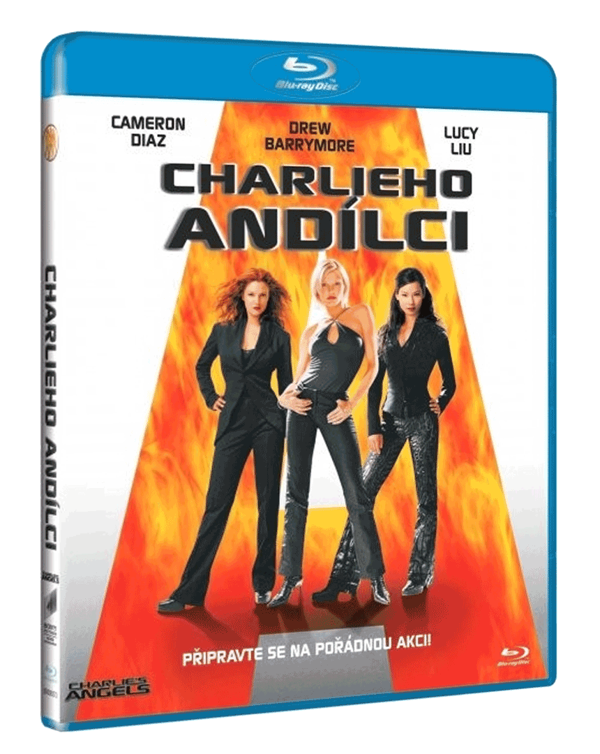 Charlieho andílci (Blu-ray)