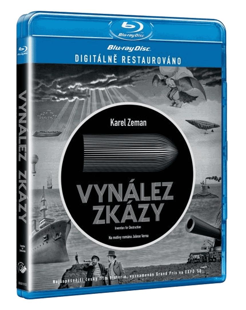 Vynález zkázy (Blu-ray)