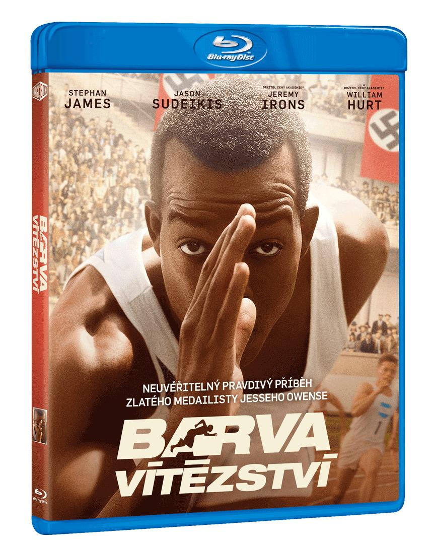 Barva vítězství (Blu-ray)