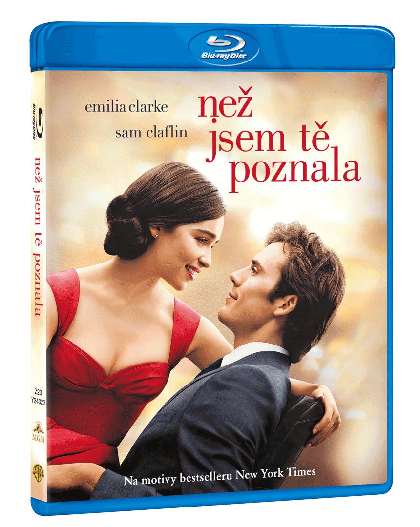 Než jsem tě poznala (Blu-ray)