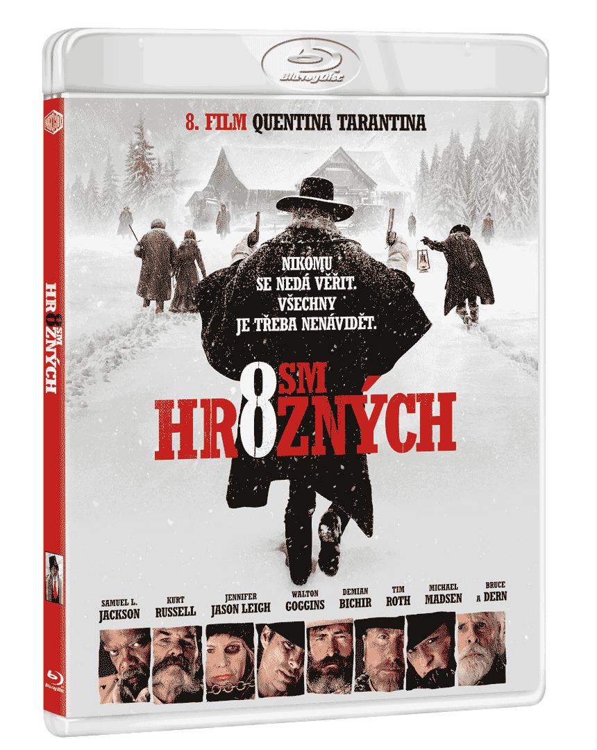 Osm hrozných (Blu-ray)