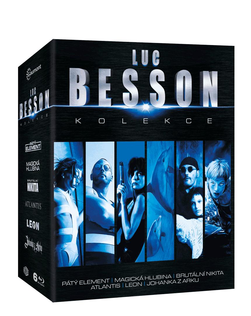 Luc Besson Kolekce (6x Blu-ray)