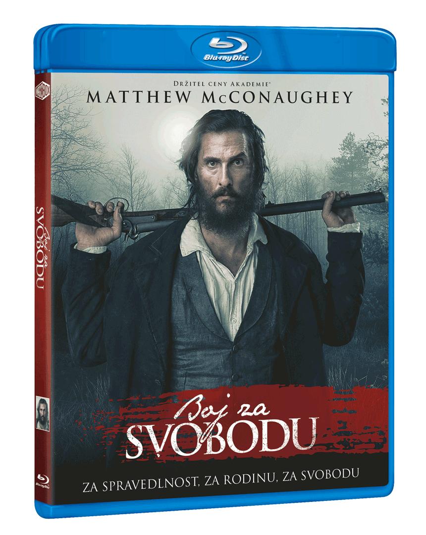 Boj za svobodu (Blu-ray)