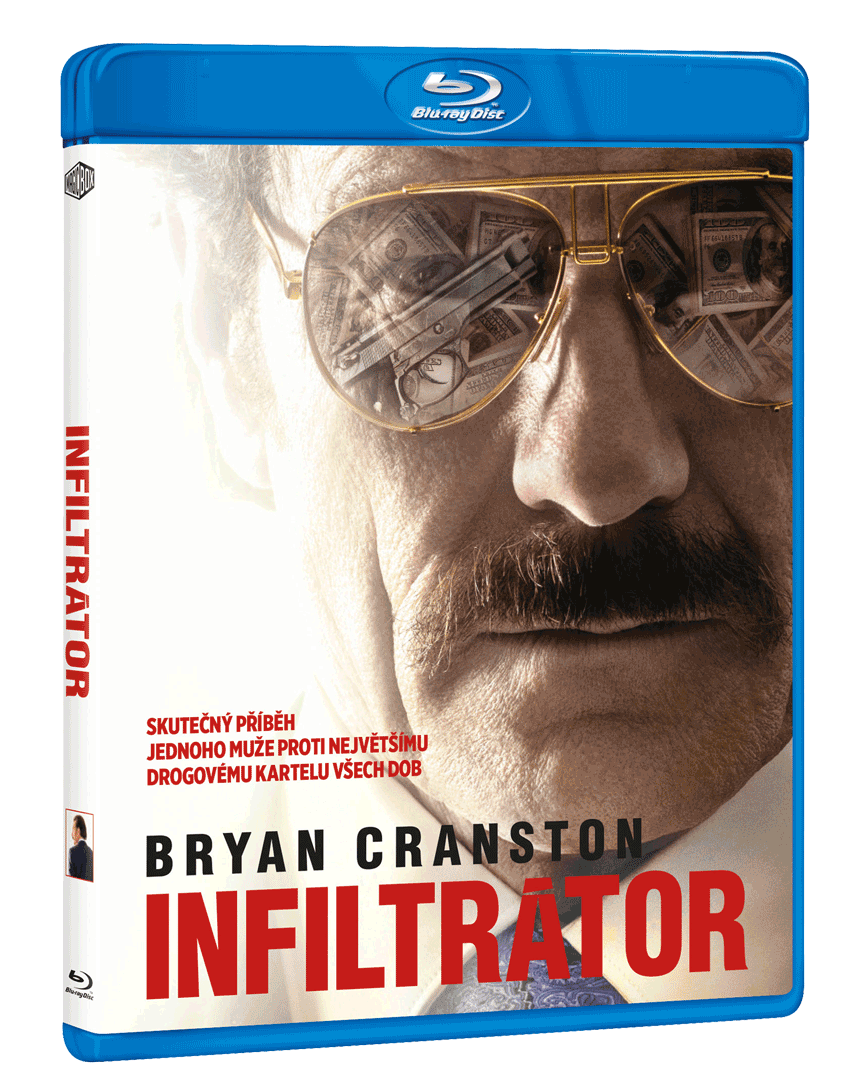 Infiltrátor (Blu-ray)