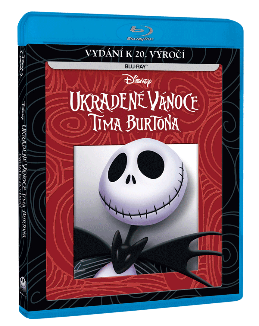 Ukradené Vánoce (Blu-ray)