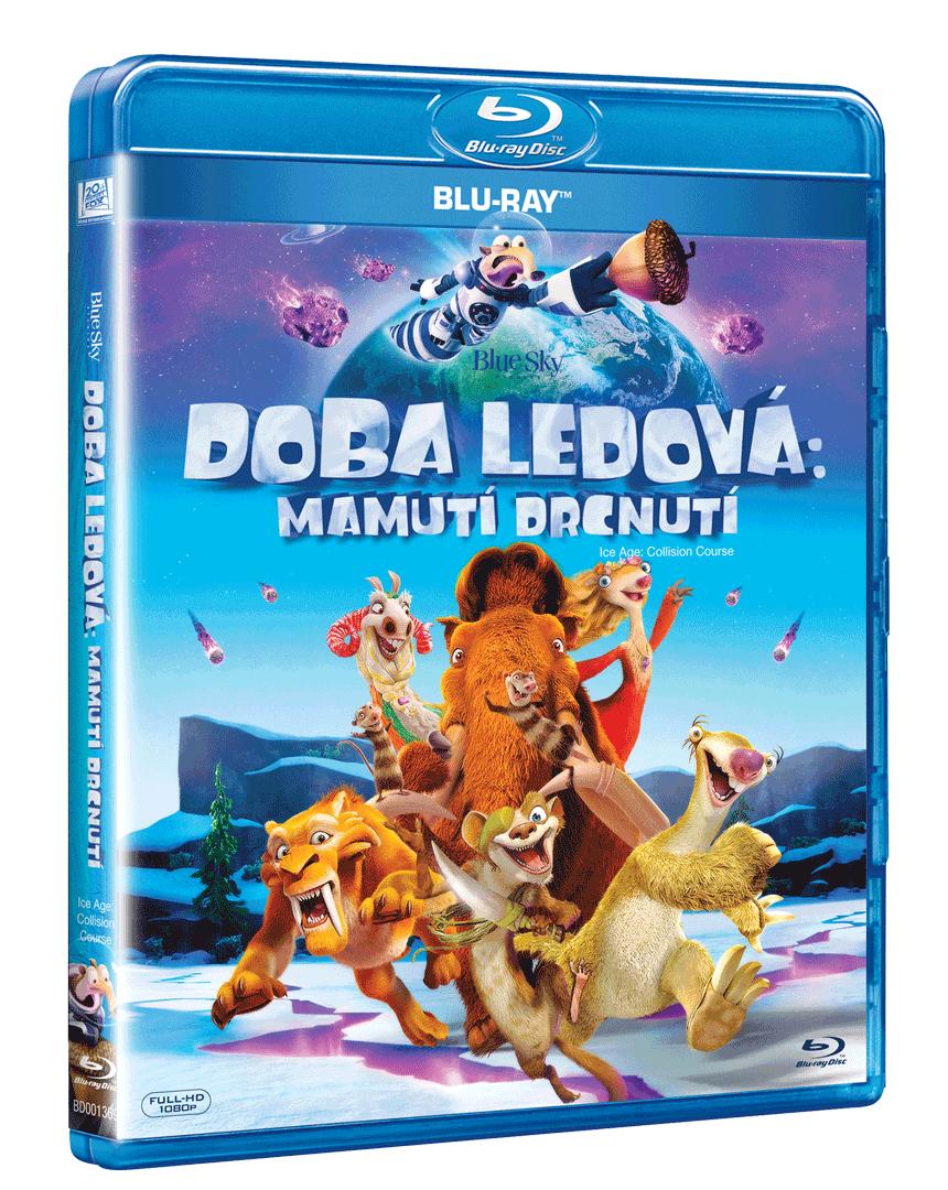 Doba ledová 5: Mamutí drcnutí (Blu-ray)