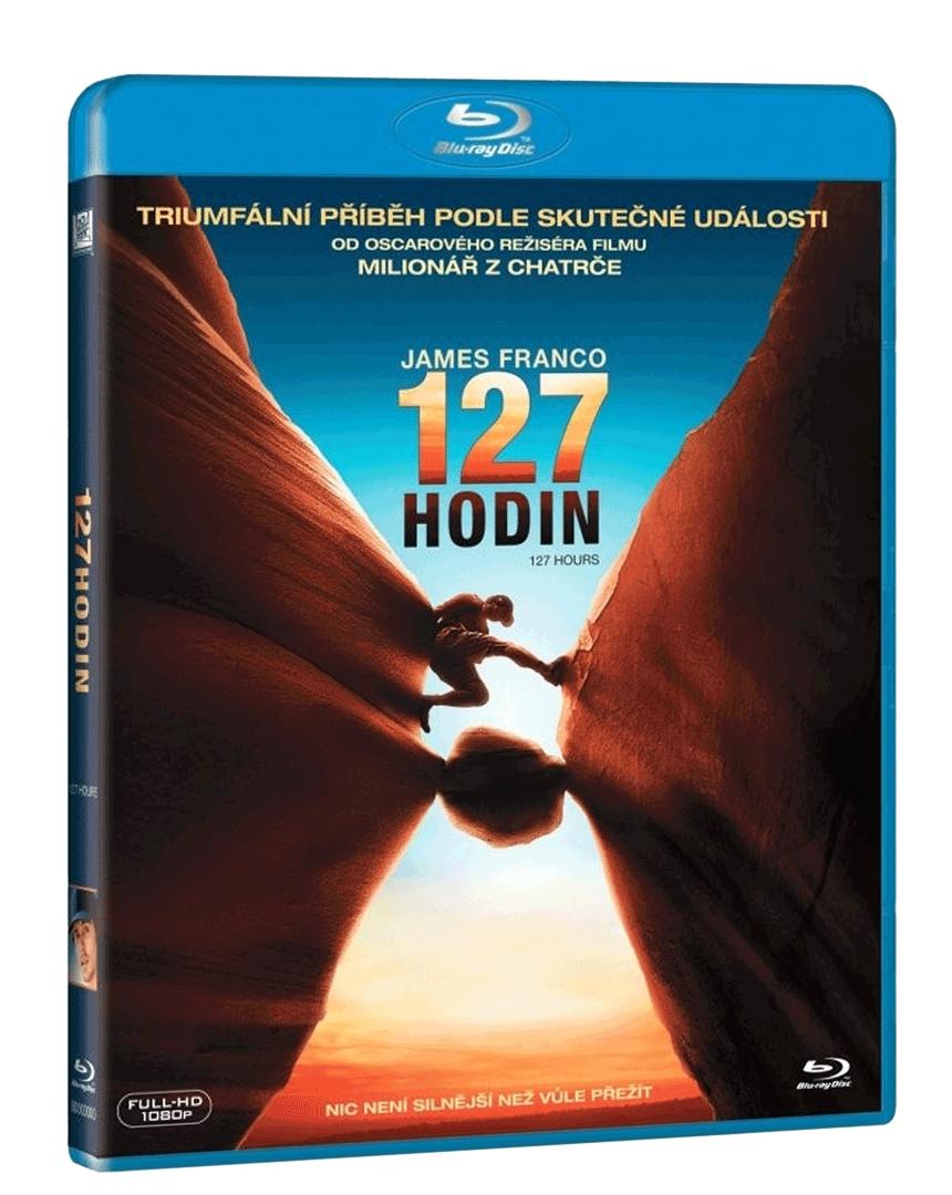 127 hodin (Blu-ray)