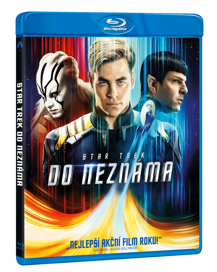 Star Trek: Do neznáma (Blu-ray)