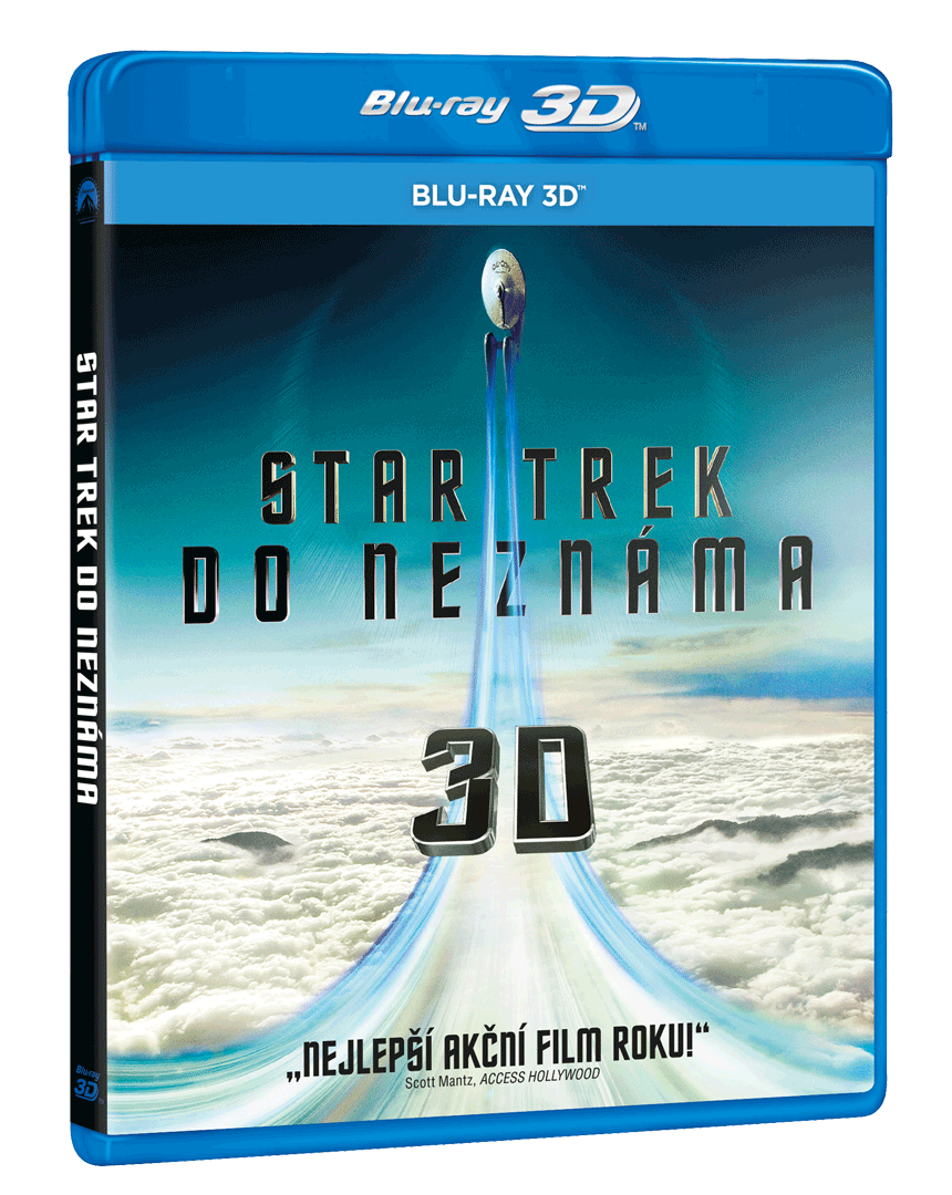 Star Trek: Do neznáma (Blu-ray 3D)