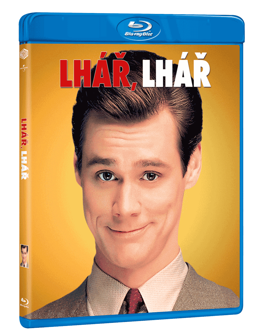 Lhář lhář (Blu-ray)