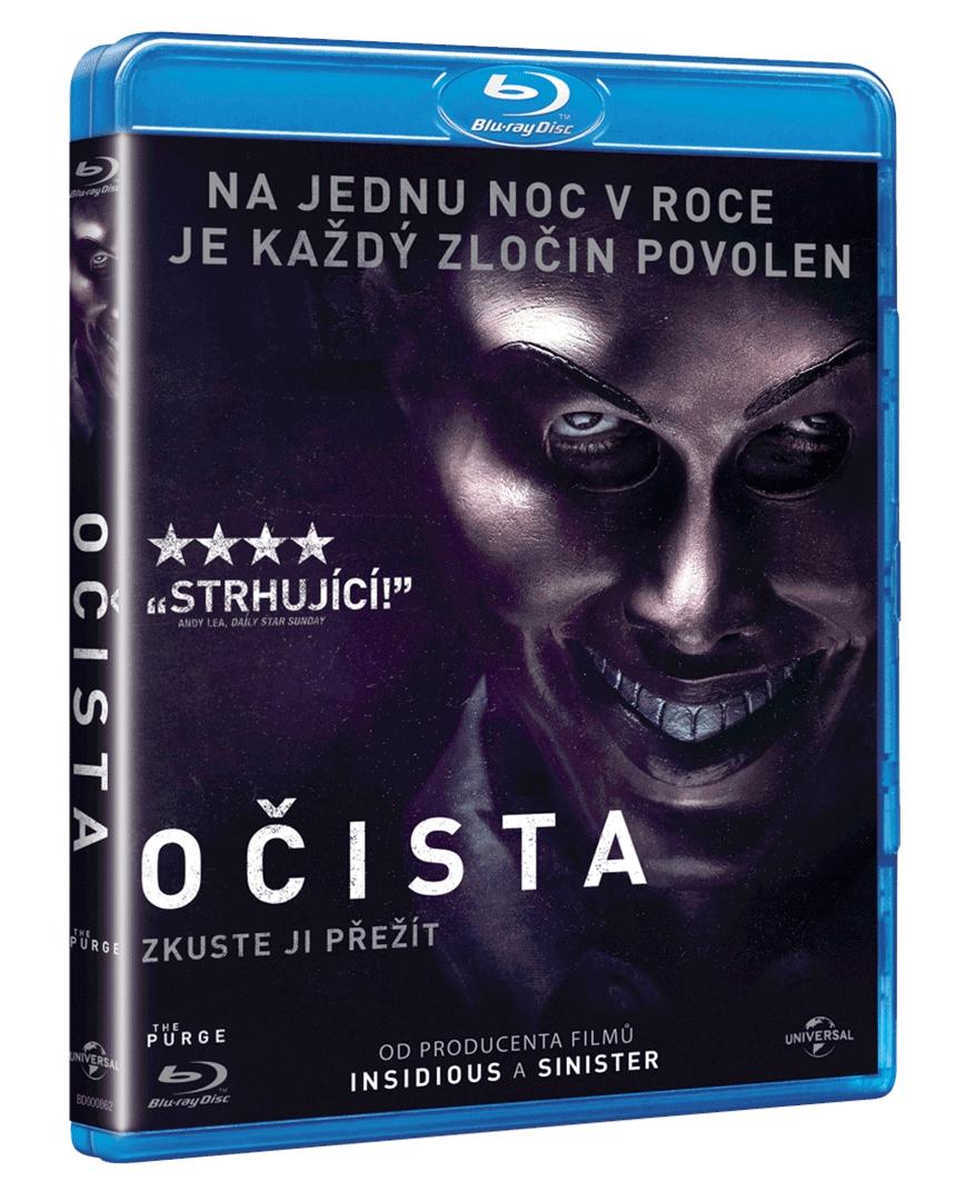 Očista (Blu-ray)