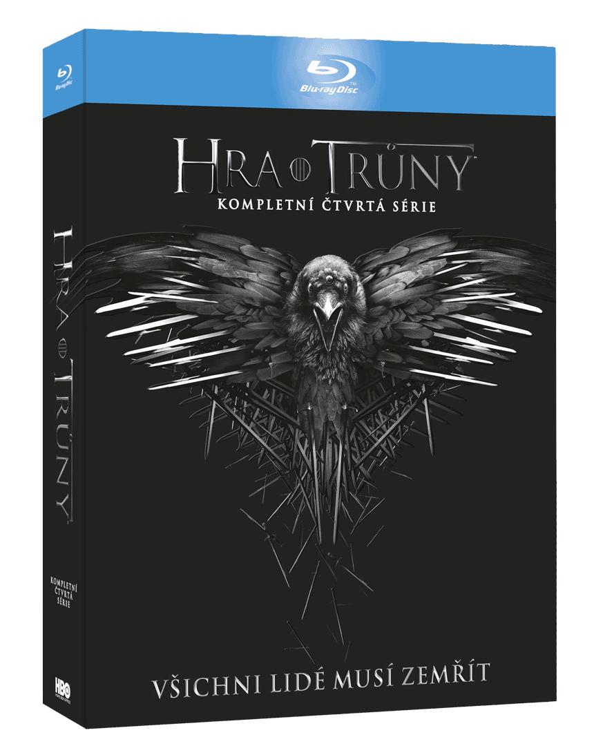 Hra o trůny - 4.sezóna (Blu-ray, Viva balení)