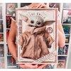 Obraz na plátně Star Wars - Mandalorian: The Child (40 x 30 cm)