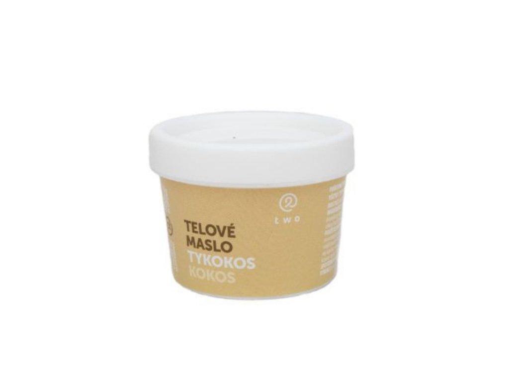 Two Cosmetics (2SIS): Tělové máslo Tykokos - recenze od Růžový chroust