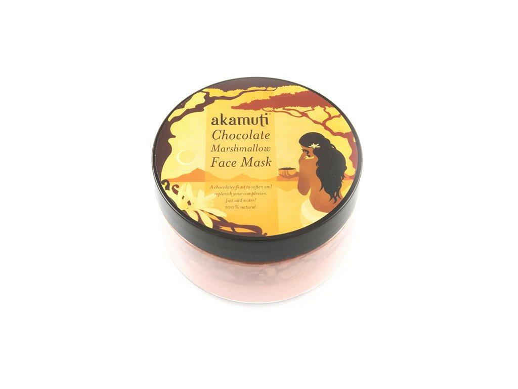 Akamuti: Pleťová maska Čokoláda a marshmallow - recenze od Růžový chroust