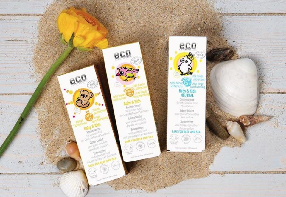 Eco Cosmetics: Vyhlášené přírodní opalováky a nejen to!