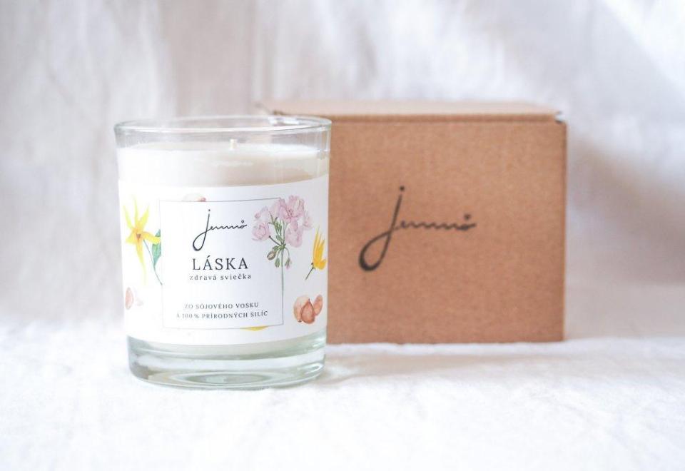 Jemnô: Svíčky jemné k našemu zdraví i k životnímu prostředí