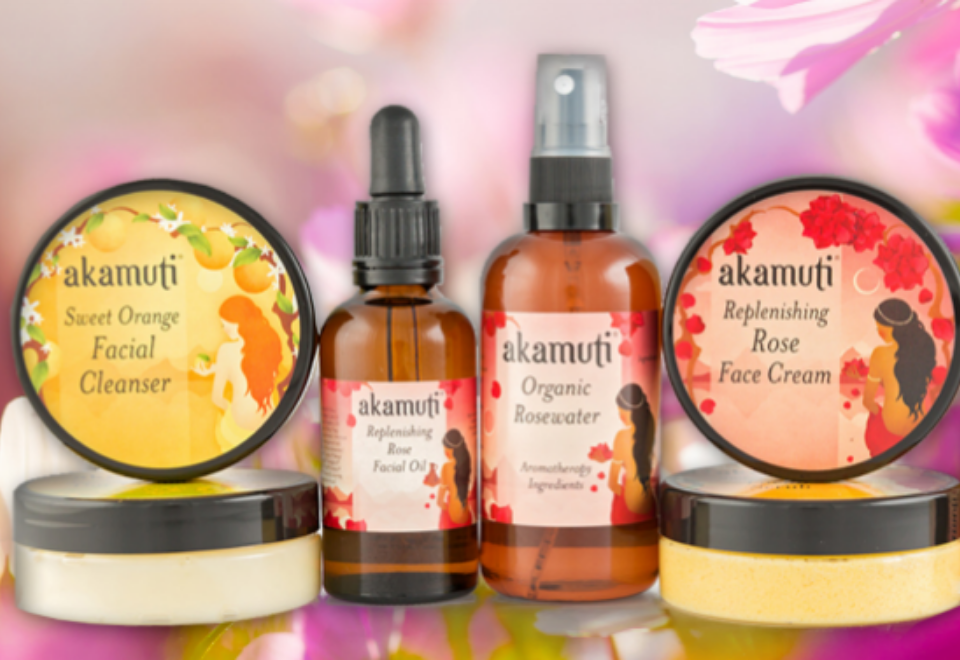 Akamuti: Britská přírodní kosmetika inspirovaná Afrikou