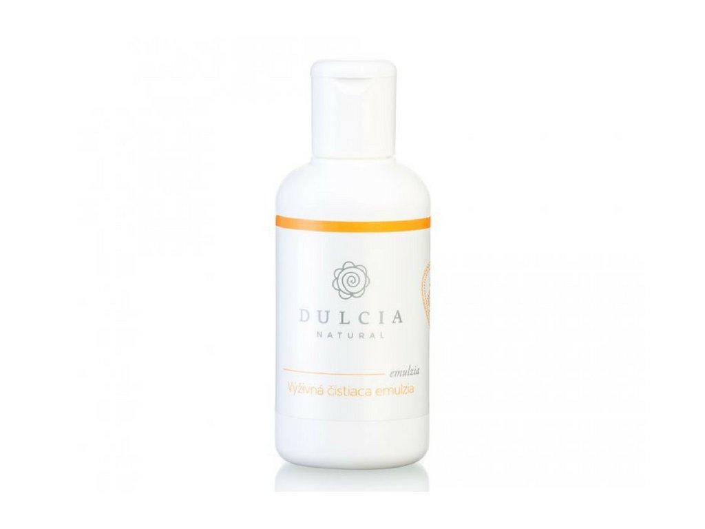 Dulcia Natural: Výživná čistící emulze - recenze od Essence of Rose