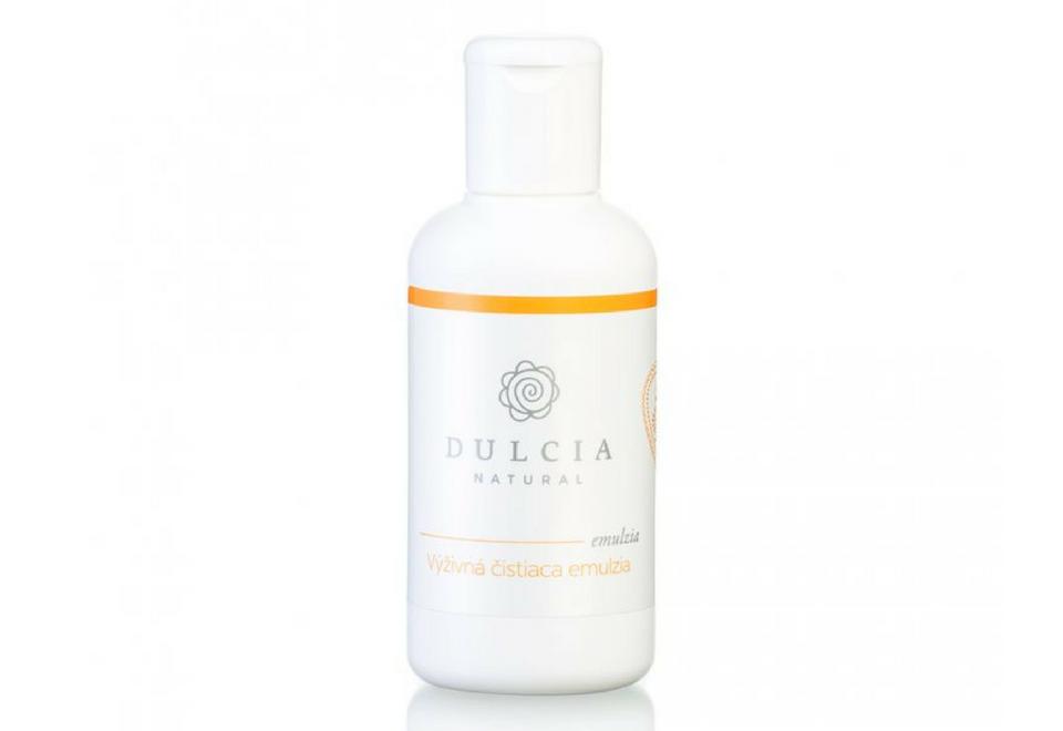 Dulcia Natural: Výživná čistící emulze - recenze od Flung Out Of Space