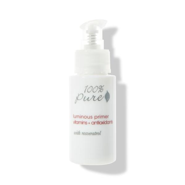 100% Pure: Rozjasňující báze pod make-up - recenze od Lady Vanilka