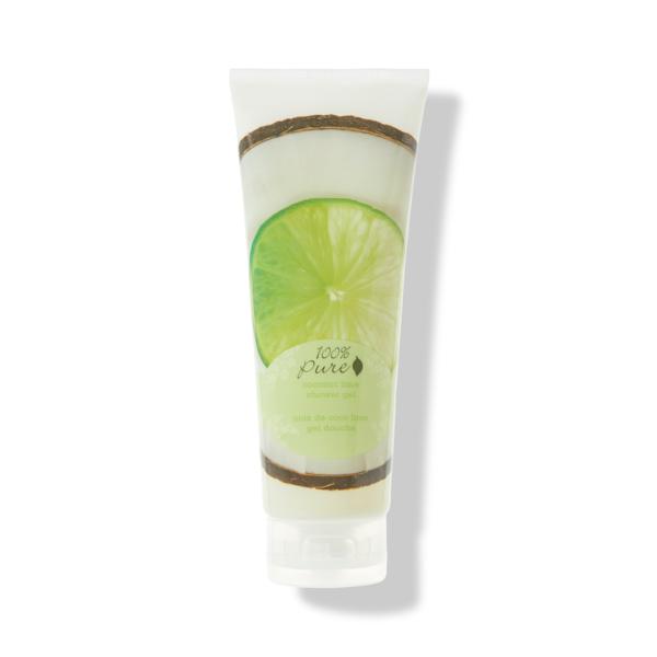 100% Pure: Sprchový gel Kokos a limetka - recenze od Čo je dobré, to musím mať