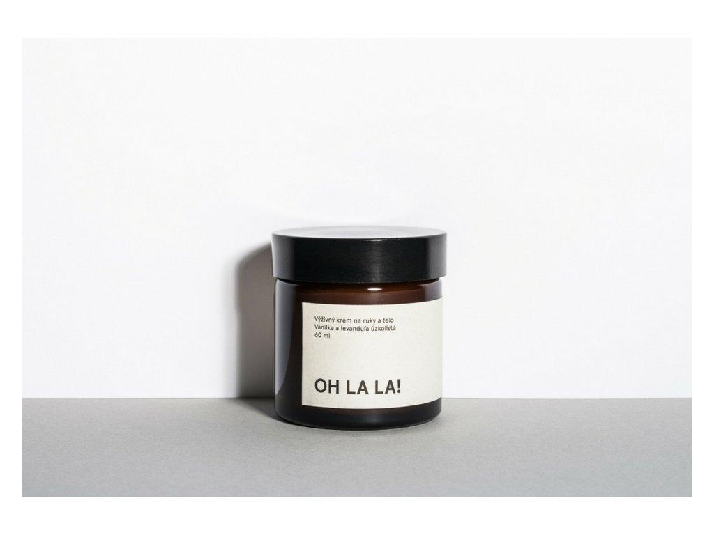Mylo: Tělový krém s vanilkou a levandulí Oh la la! - recenze od Life by Peggie