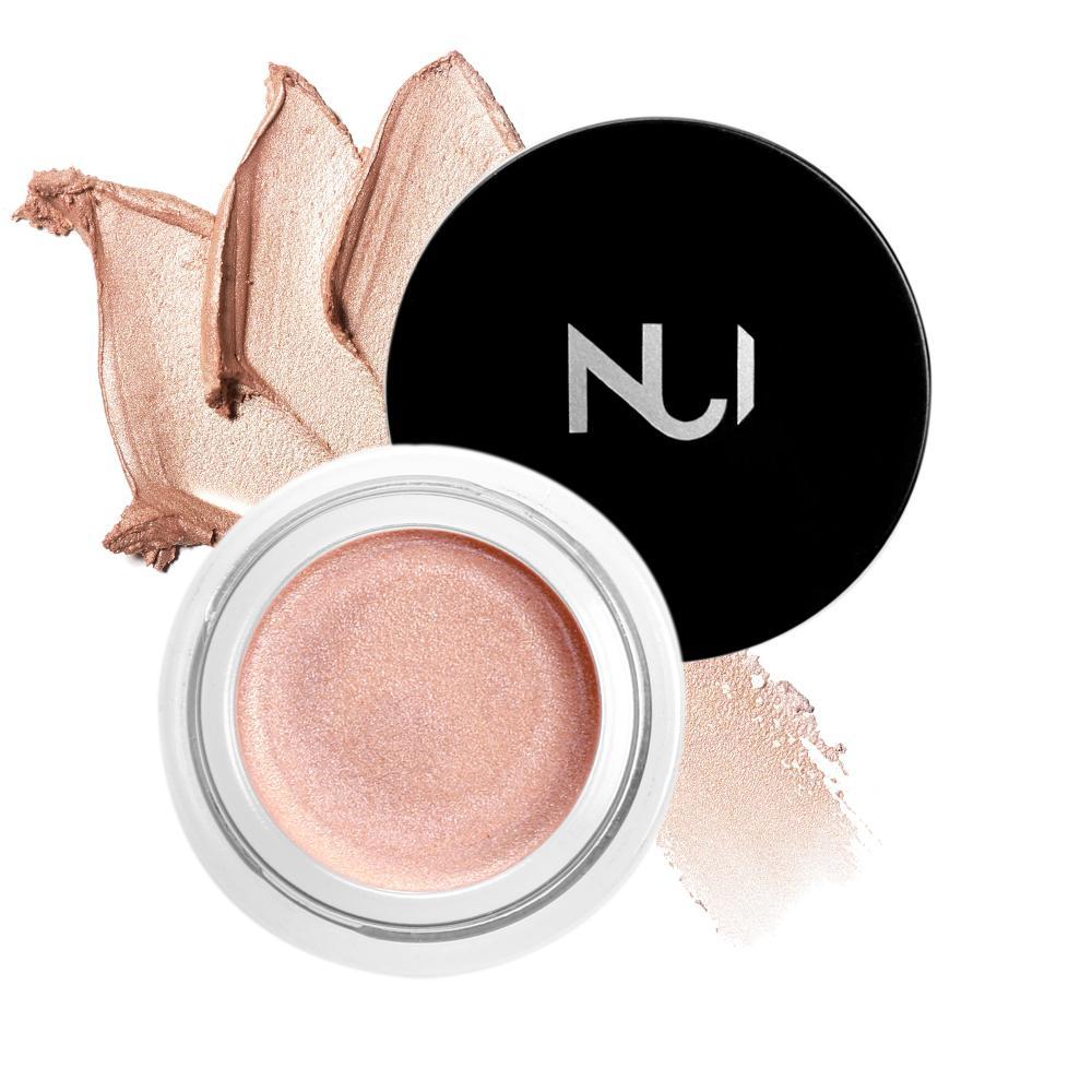 NUI Cosmetics: Krémový rozjasňovač, odstín PUAWAI - recenze od Mitsuuko de Ak
