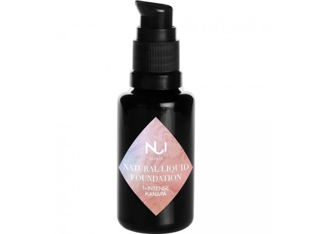 NUI Cosmetics: Přírodní make-up, odstín 03 TAIAO - recenze od Mitsuuko de Ak