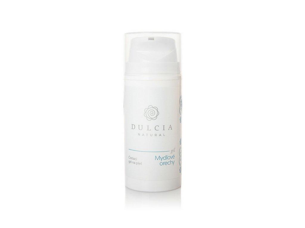 Dulcia Natural: Čistící gel s mýdlovými ořechy - recenze od Beauty Gabu