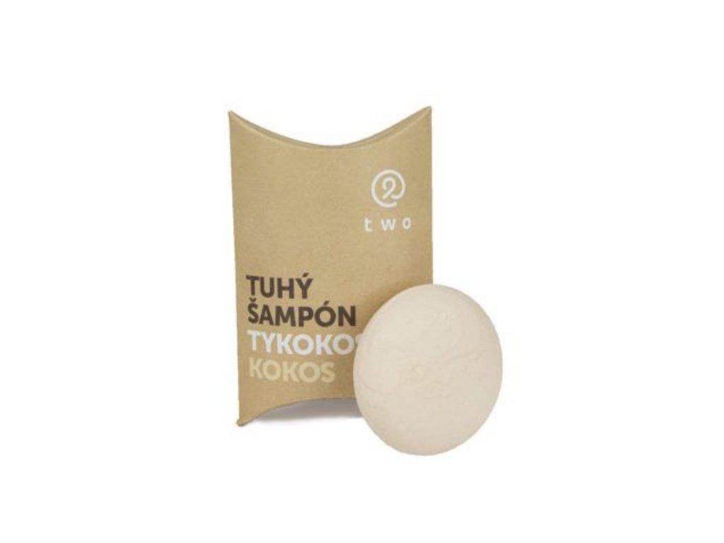 Two Cosmetics (2SIS): Tuhý šampon na suché vlasy Tykokos - recenze od Růžový chroust