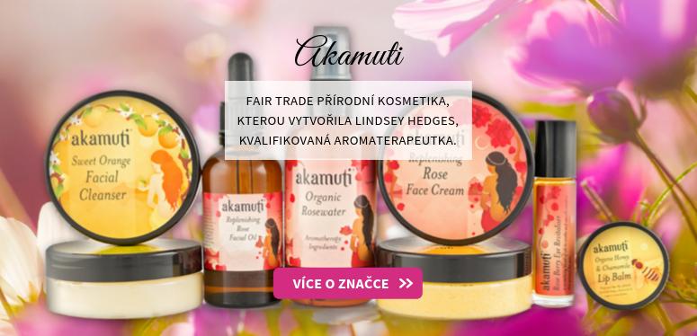 Akamuti - fair trade přírodní kosmetika