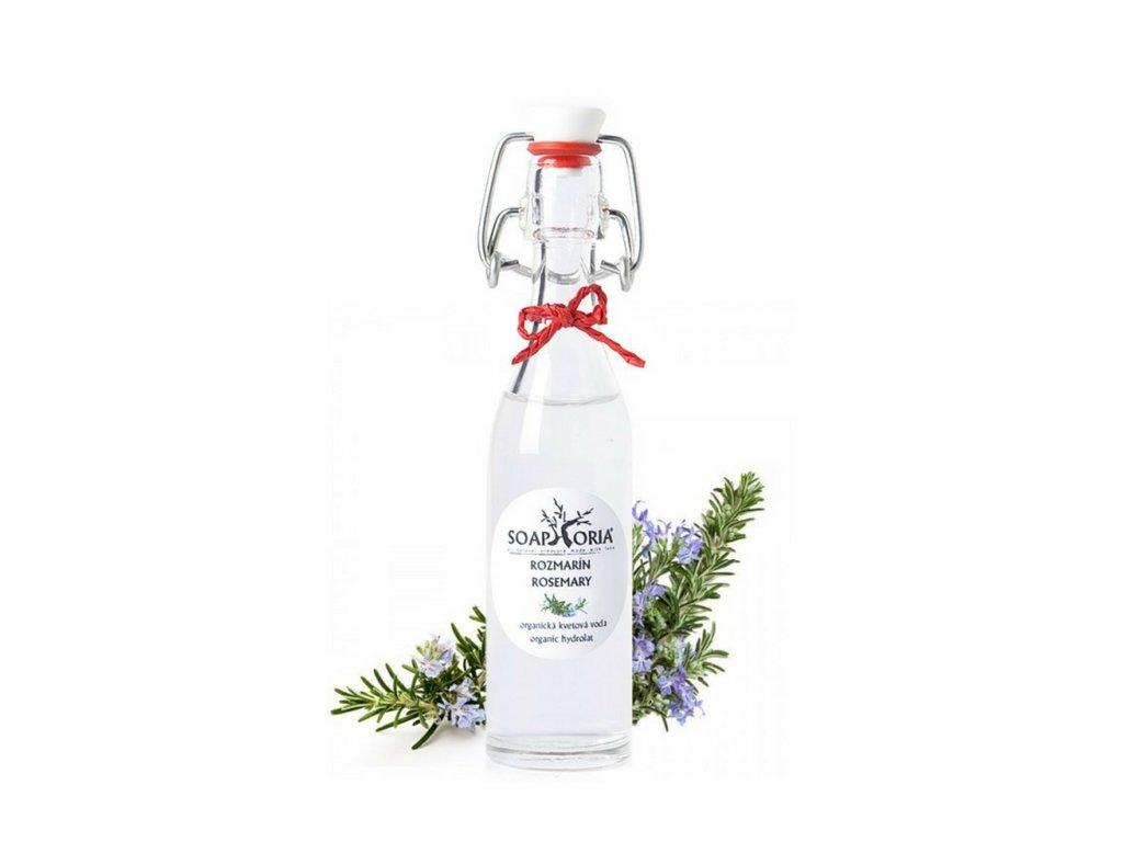 soaphoria organicka kvetova voda rozmaryn