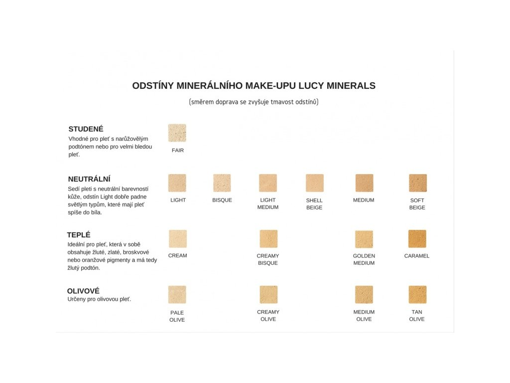 lucy minerals mineralni make up bisque