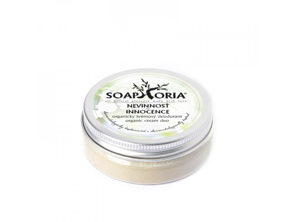 Soaphoria krémový deodorant Nevinnost 50 g