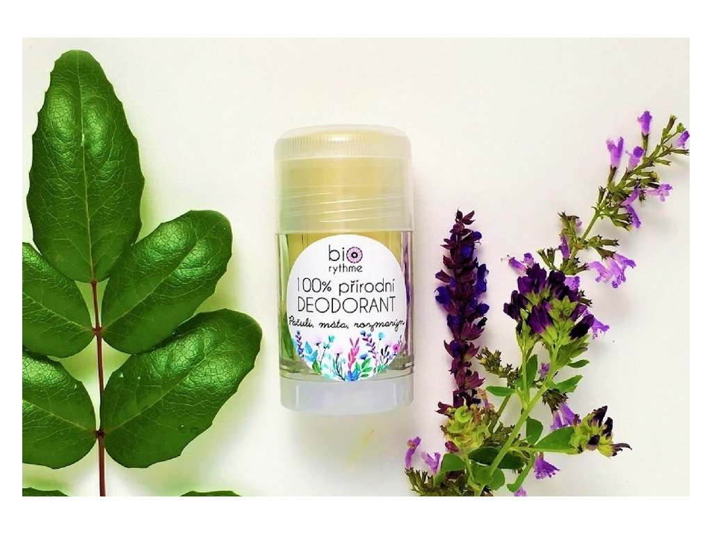 biorythme prirodni deodorant paculi mate rozmaryn