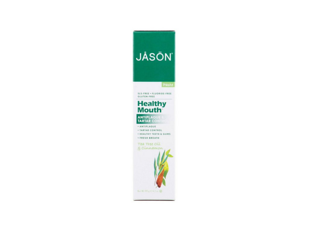Jásön zubní pasta Healthy Mouth 119 g