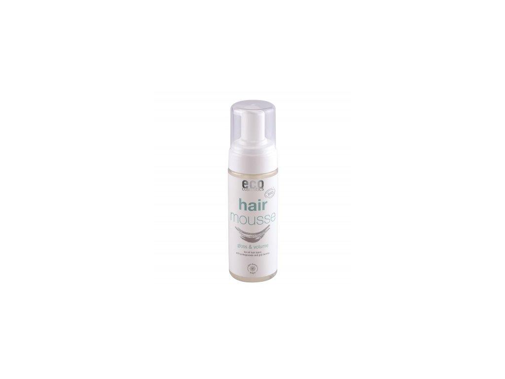 Eco cosmetics přírodní tužící pěna na vlasy