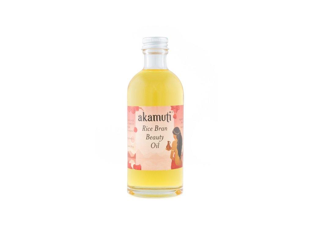 Akamuti rýžový olej 100 ml