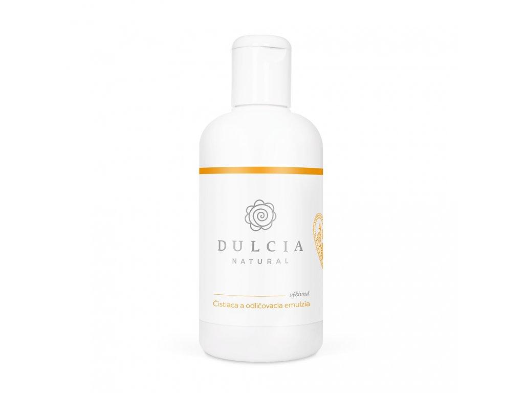 dulcia natural vyzivna cistici emulze 100 ml