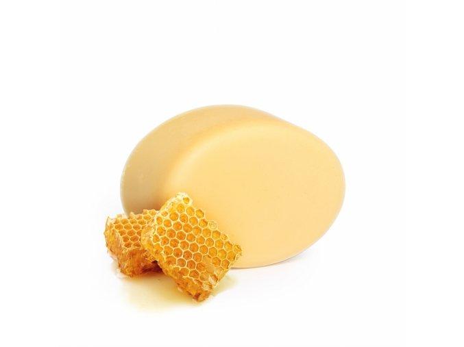 Soaphoria tuhý tělový krém Honey Bar 120 g