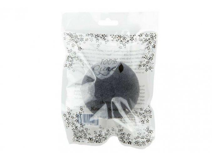 100 percent pure konjac houbicka charcoal