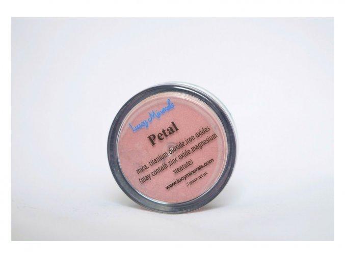 Lucy Minerals přírodní minerální tvářenka 5 g
