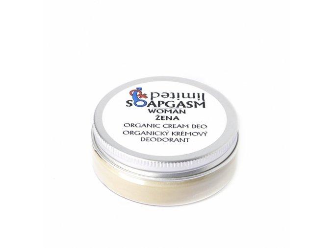 Soaphoria krémový deodorant Žena 50 g