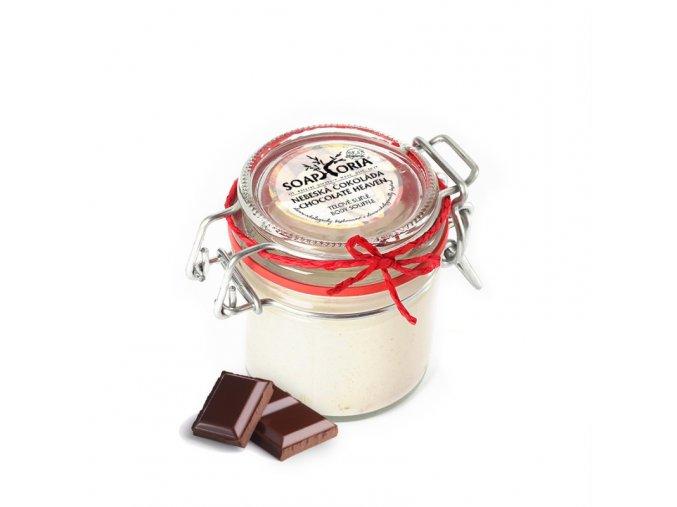 soaphoria telove sufle nebeska cokolada