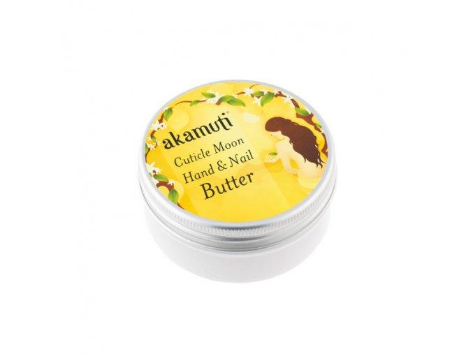 Akamuti maslo na nehty a nehtovou kuzicku